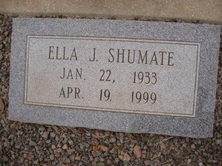"SHUMATE, ELLA JOSEPHINE ""JODY"" - Collingsworth County, Texas   ELLA JOSEPHINE ""JODY"" SHUMATE - Texas Gravestone Photos"