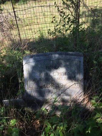 RUST, HENRY CHRISTIAN - Comal County, Texas   HENRY CHRISTIAN RUST - Texas Gravestone Photos