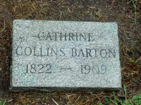 COLLINS BARTON, CATHARINE KATY - Comanche County, Texas | CATHARINE KATY COLLINS BARTON - Texas Gravestone Photos