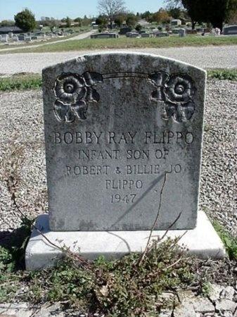 FLIPPO, BOBBY RAY - Comanche County, Texas   BOBBY RAY FLIPPO - Texas Gravestone Photos