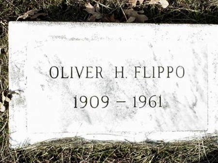 FLIPPO, OLIVER H. - Comanche County, Texas | OLIVER H. FLIPPO - Texas Gravestone Photos