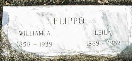FLIPPO, WILLIAM ALEXANDER - Comanche County, Texas | WILLIAM ALEXANDER FLIPPO - Texas Gravestone Photos