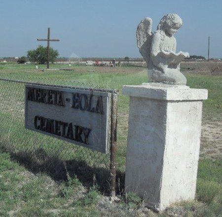 *CEMETERY SIGN,  - Concho County, Texas |  *CEMETERY SIGN - Texas Gravestone Photos