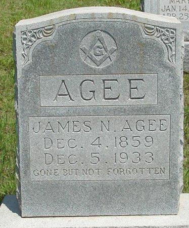 AGEE, JAMES NELSON - Cooke County, Texas | JAMES NELSON AGEE - Texas Gravestone Photos