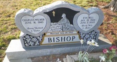 BISHOP, EVA BELL - Cooke County, Texas   EVA BELL BISHOP - Texas Gravestone Photos