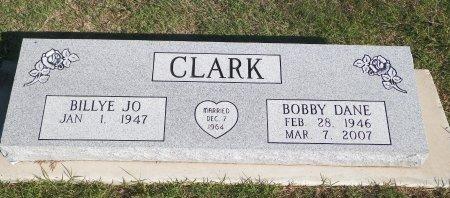 CLARK, BOBBY DANE - Cooke County, Texas   BOBBY DANE CLARK - Texas Gravestone Photos
