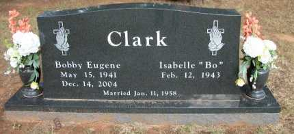 CLARK, BOBBY EUGENE - Cooke County, Texas | BOBBY EUGENE CLARK - Texas Gravestone Photos