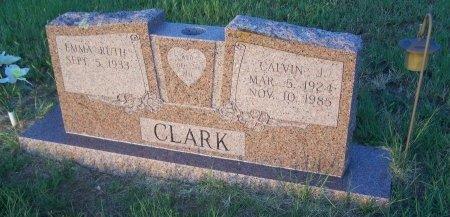 CLARK, EMMA RUTH - Cooke County, Texas | EMMA RUTH CLARK - Texas Gravestone Photos