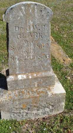 CLARK, J. WILLIAM R., DR. - Cooke County, Texas   J. WILLIAM R., DR. CLARK - Texas Gravestone Photos