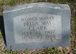 CLARK, DELLA MAY - Cooke County, Texas | DELLA MAY CLARK - Texas Gravestone Photos