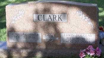 CLARK, EDWIN DOUGLAS - Cooke County, Texas   EDWIN DOUGLAS CLARK - Texas Gravestone Photos