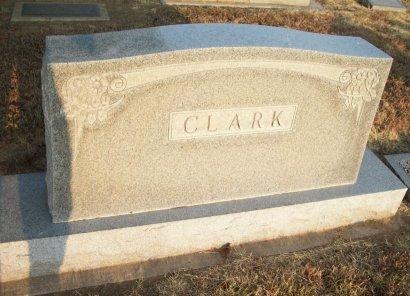 CLARK, FAMILY STONE - Cooke County, Texas | FAMILY STONE CLARK - Texas Gravestone Photos