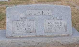 "CLARK, BARTON BESSICK ""BART"" - Cooke County, Texas | BARTON BESSICK ""BART"" CLARK - Texas Gravestone Photos"