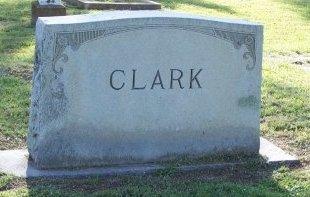 CLARK, FAMILY STONE - Cooke County, Texas   FAMILY STONE CLARK - Texas Gravestone Photos