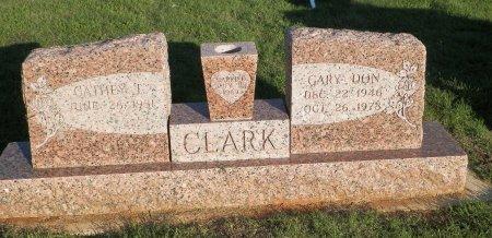 CLARK, GARY DON - Cooke County, Texas | GARY DON CLARK - Texas Gravestone Photos