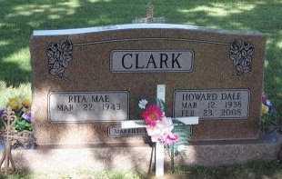 CLARK, HOWARD DALE - Cooke County, Texas | HOWARD DALE CLARK - Texas Gravestone Photos