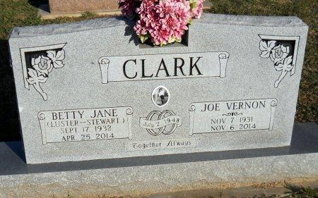 CLARK, JOE VERNON - Cooke County, Texas | JOE VERNON CLARK - Texas Gravestone Photos