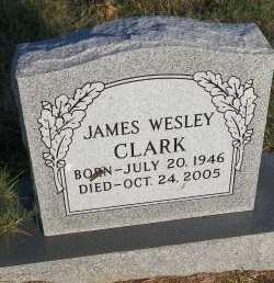 CLARK, JAMES WESLEY - Cooke County, Texas   JAMES WESLEY CLARK - Texas Gravestone Photos