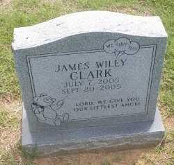 CLARK, JAMES WILEY - Cooke County, Texas | JAMES WILEY CLARK - Texas Gravestone Photos