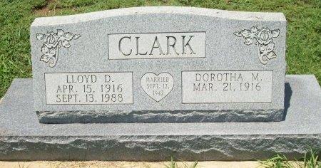 CLARK, DOROTHA M. - Cooke County, Texas | DOROTHA M. CLARK - Texas Gravestone Photos