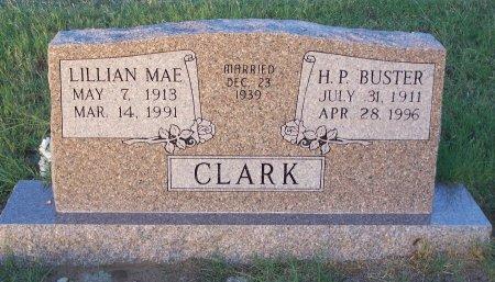 CLARK, LILLIAN MAE - Cooke County, Texas   LILLIAN MAE CLARK - Texas Gravestone Photos