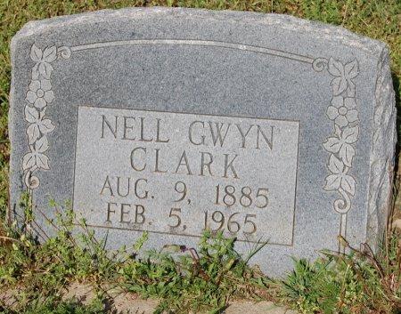 CLARK, NELL - Cooke County, Texas   NELL CLARK - Texas Gravestone Photos