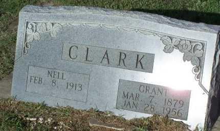 CLARK, NELLIE LEE - Cooke County, Texas | NELLIE LEE CLARK - Texas Gravestone Photos