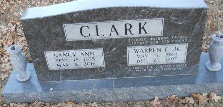CLARK, NANCY ANN - Cooke County, Texas   NANCY ANN CLARK - Texas Gravestone Photos
