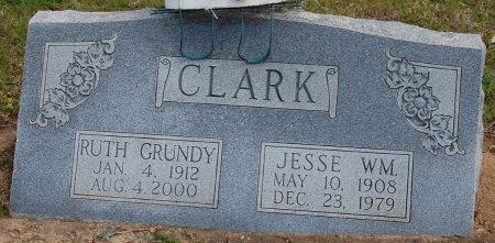 CLARK, JESSE WILLIAM - Cooke County, Texas | JESSE WILLIAM CLARK - Texas Gravestone Photos