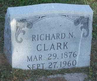 CLARK, RICHARD NATHANIEL - Cooke County, Texas | RICHARD NATHANIEL CLARK - Texas Gravestone Photos