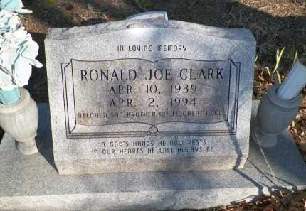 CLARK, RONALD JOE - Cooke County, Texas | RONALD JOE CLARK - Texas Gravestone Photos