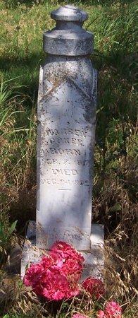COKER, WILLIAM WARREN - Cooke County, Texas | WILLIAM WARREN COKER - Texas Gravestone Photos
