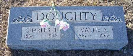 DOUGHTY, MATTIE A. - Cooke County, Texas | MATTIE A. DOUGHTY - Texas Gravestone Photos