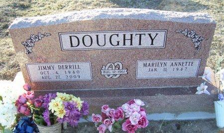 DOUGHTY, JIMMY DERRILL - Cooke County, Texas | JIMMY DERRILL DOUGHTY - Texas Gravestone Photos