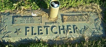 FLETCHER, SR., JOHN WILLIAM - Cooke County, Texas | JOHN WILLIAM FLETCHER, SR. - Texas Gravestone Photos