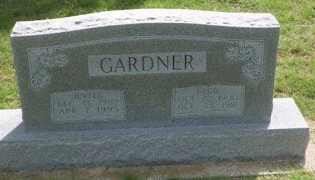 GARDNER, CECIL R - Cooke County, Texas | CECIL R GARDNER - Texas Gravestone Photos