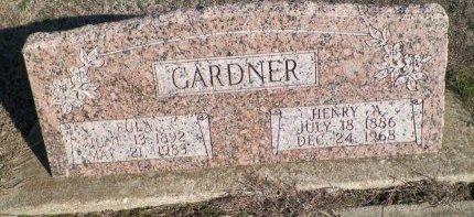 GARDNER, EULA - Cooke County, Texas   EULA GARDNER - Texas Gravestone Photos