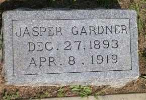 GARDNER, JASPER - Cooke County, Texas | JASPER GARDNER - Texas Gravestone Photos