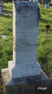 GROTTE, FRED - Cooke County, Texas | FRED GROTTE - Texas Gravestone Photos