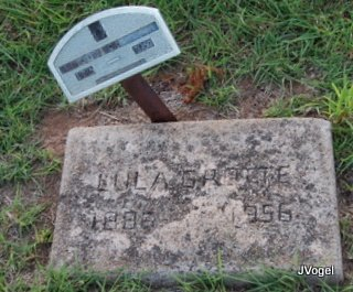 GROTTE, LULA - Cooke County, Texas | LULA GROTTE - Texas Gravestone Photos