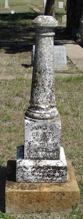 GRUNDY, JAMES H. - Cooke County, Texas | JAMES H. GRUNDY - Texas Gravestone Photos