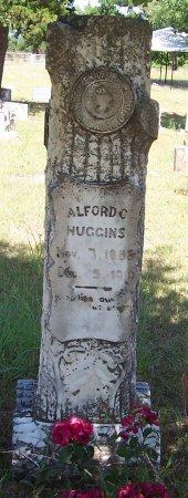 HUGGINS, ALFORD C. - Cooke County, Texas | ALFORD C. HUGGINS - Texas Gravestone Photos