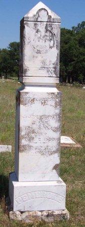 PEMBROKE, JOHN J. - Cooke County, Texas | JOHN J. PEMBROKE - Texas Gravestone Photos