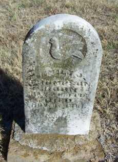 THOMPSON, EMILY J. - Cooke County, Texas   EMILY J. THOMPSON - Texas Gravestone Photos