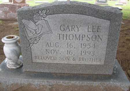THOMPSON, GARY LEE - Cooke County, Texas   GARY LEE THOMPSON - Texas Gravestone Photos