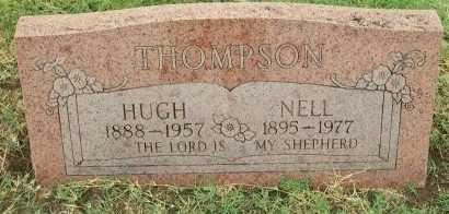 THOMPSON, NELL - Cooke County, Texas | NELL THOMPSON - Texas Gravestone Photos