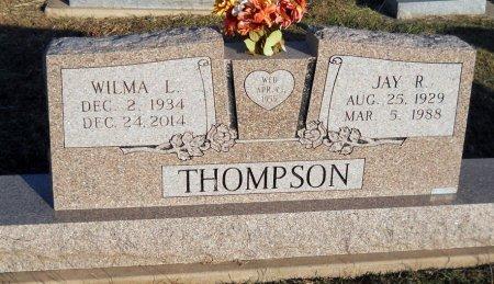 THOMPSON, JAY R. - Cooke County, Texas | JAY R. THOMPSON - Texas Gravestone Photos