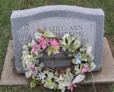 THOMPSON, KATHY ANN - Cooke County, Texas   KATHY ANN THOMPSON - Texas Gravestone Photos