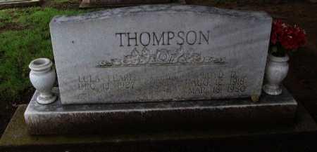THOMPSON, LOYD D. - Cooke County, Texas   LOYD D. THOMPSON - Texas Gravestone Photos