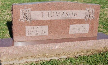 THOMPSON, REBA ALICE - Cooke County, Texas | REBA ALICE THOMPSON - Texas Gravestone Photos